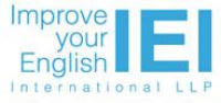 Logo for Improve Your English International LLP Sussi Lassen