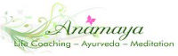 Logo for Anamaya – Life Coaching, Ayurveda, Meditation Bindi Shah